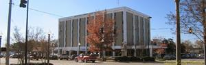 Certified provides all the Telephone Systems and numerous Alarm Systems for the Courthouse