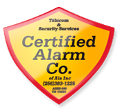 Certified Alarm Co.